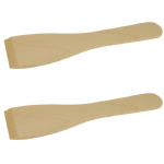 Wooden Spatula 2 Pack